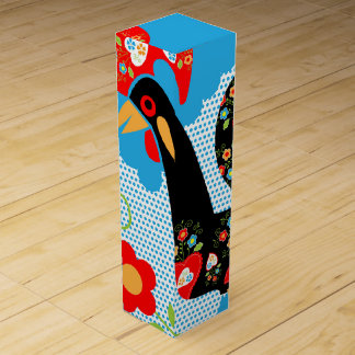 Rooster of Portugal Wine Box