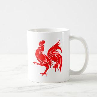 Rooster of Wallonia Coffee Mug