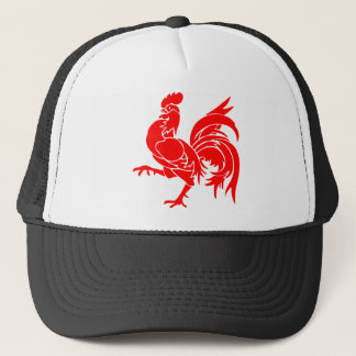 Rooster of Wallonia. Trucker Hat