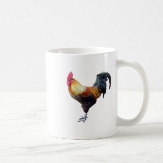 Rooster Plain Coffee Mug