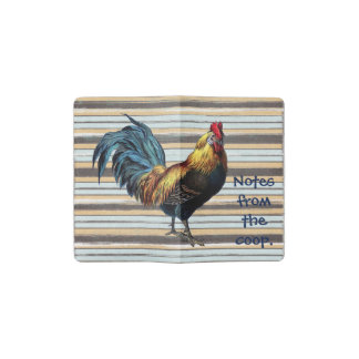 Rooster Pocket Notebook