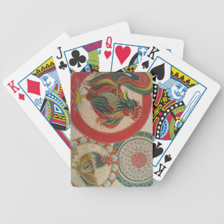 Rooster Poker Deck