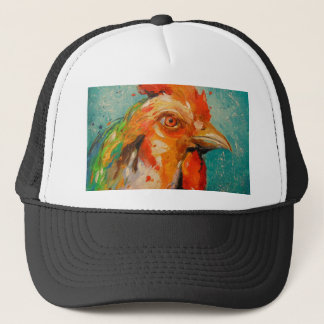 Rooster, Trucker Hat