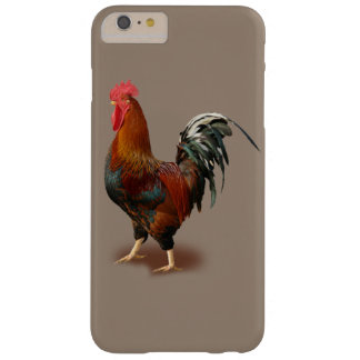 Rooster Vintage Barely There iPhone 6 Plus Case