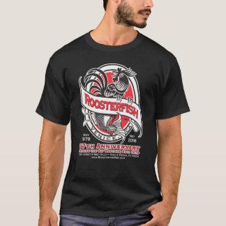 Roosterfish 37th Anniversary Black T-shirt