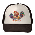ROOSTERS By SHARON SHARPE Cap
