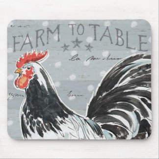Roosters Call III Mouse Mat