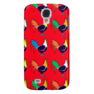 Roosters Galaxy S4 Cases