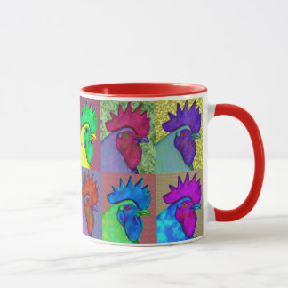 Roosters Gone Wild! Mug