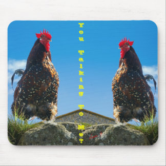 Rooster's of Lands End mouse pad
