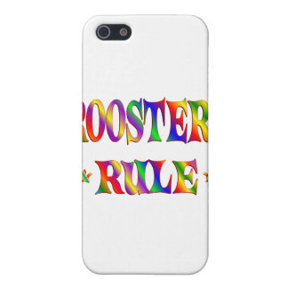 ROOSTERS RULE iPhone 5 CASE