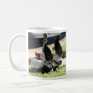 """""""Roosters Rule"""", Mug"""