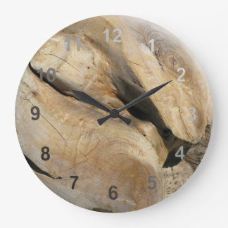 Root Ball Large Clock