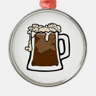 Root Beer Christmas Ornament