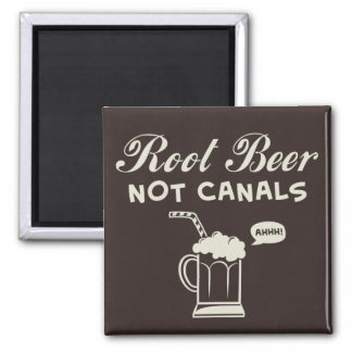 Root Beer Not Canals Magnets