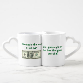 Root of All Evil Mug