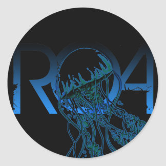 Root of All Round Sticker