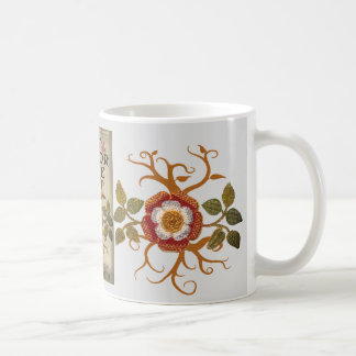 Root of the Tudor Rose by Mari Griffith Mug