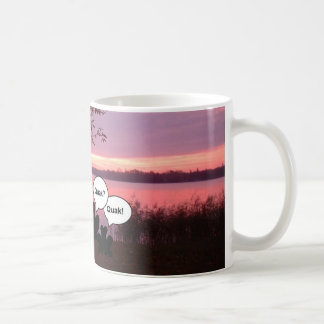 """Root pond cup of """"summers """" coffee mugs"""