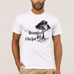 Rooted In Christ Tee