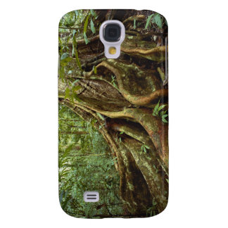 Roots and Trunk of Sloanea Tree Galaxy S4 Case