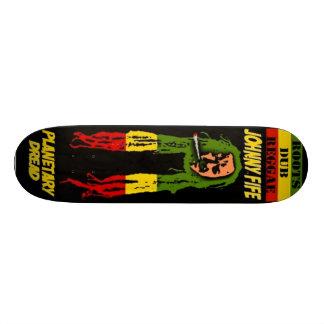 roots dub reggae johnny fife skateboard