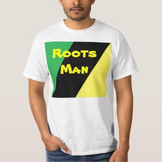 roots man t-shirts
