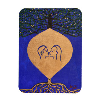 Roots of Love Magnet