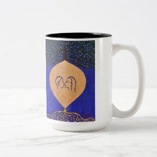 """Roots of Love"" Mug"