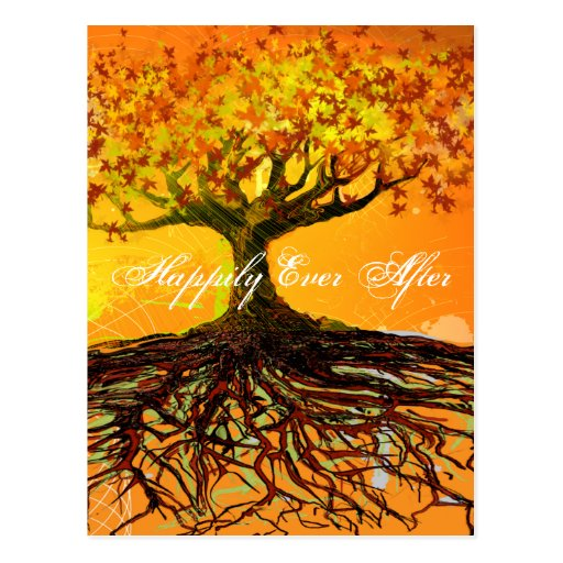 Roots of Love Post Card