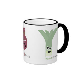 roots of some evil, but still your friends ringer mug