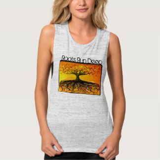 Roots Run Deep Organic T-shirt