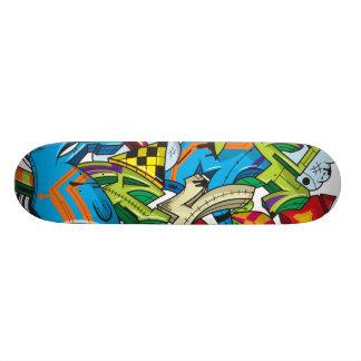 Roots Skate Deck