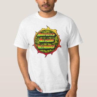 "Rootsstep Division Recordings ""Fireball"" T-Shirt"