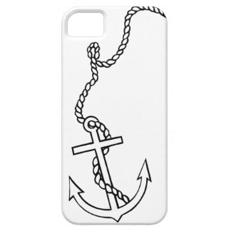 Rope & Anchor iPhone 5 case