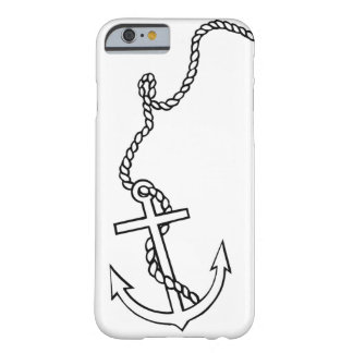 Rope & Anchor iPhone 6 case