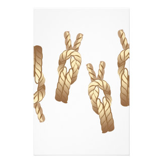 Rope Knots Stationery