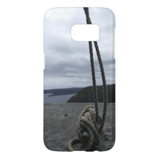 Rope on Signal Hill Phone Case