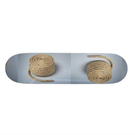 Rope Photo Skateboard Deck