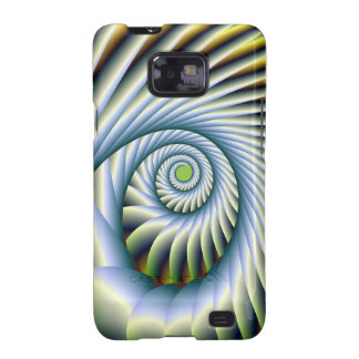 Rope Spiral Galaxy S Galaxy S2 Cover