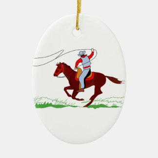 Roper Christmas Ornament
