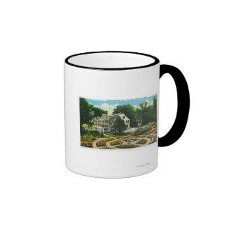 Ropes Memorial and Botanical Gardens View # 1 Ringer Mug