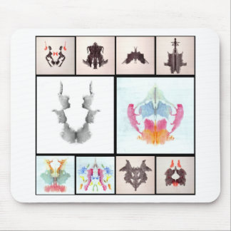 Ror All Coll Nine Mouse Pad