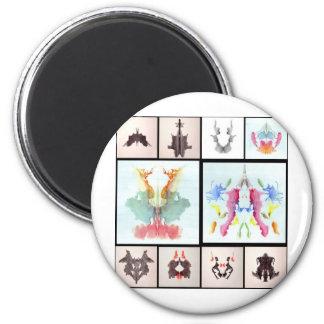 Ror All Coll Seven 6 Cm Round Magnet