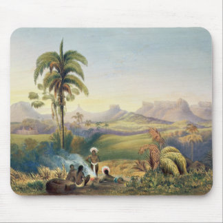Roraima, a Remarkable Range of Sandstone Mountains Mouse Mat