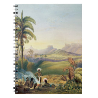 Roraima, a Remarkable Range of Sandstone Mountains Notebook