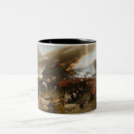 Rorke's Drift Commemorative Mug