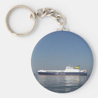 RoRo Ferry Keychains
