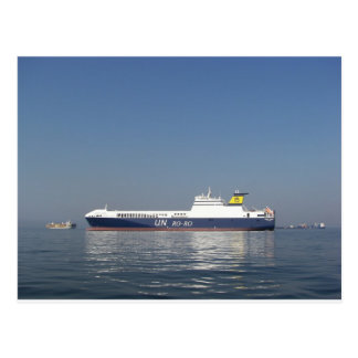 RoRo Ferry Post Cards