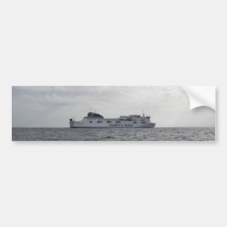 RoRo Passenger Ferry Cartour Gamma Bumper Sticker